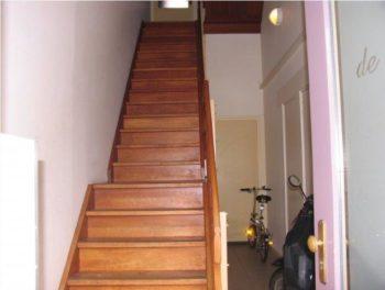 Bergen Op Zoom, Fortuinstraat 12b (trappenhuis)