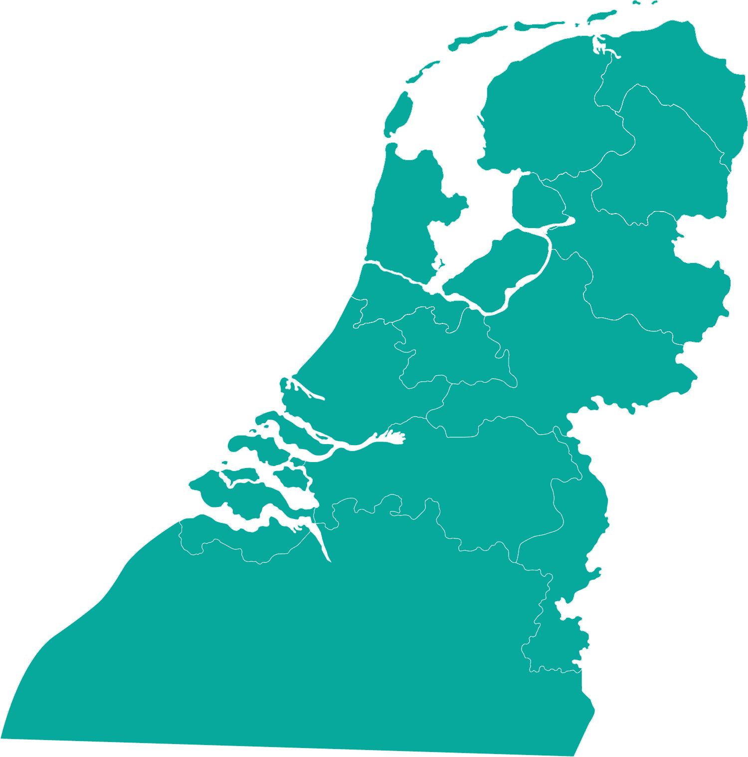 Hopmans Wonen Personeelshuisvesting Werkgebied Brabant Vlaanderen Limburg Belgie